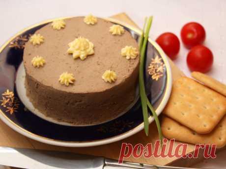 Паштет из печени — Кулинарная книга - рецепты, фото, отзывы