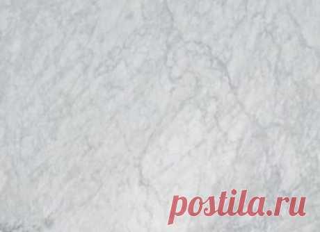 Bianco Carrara - Белый мрамор