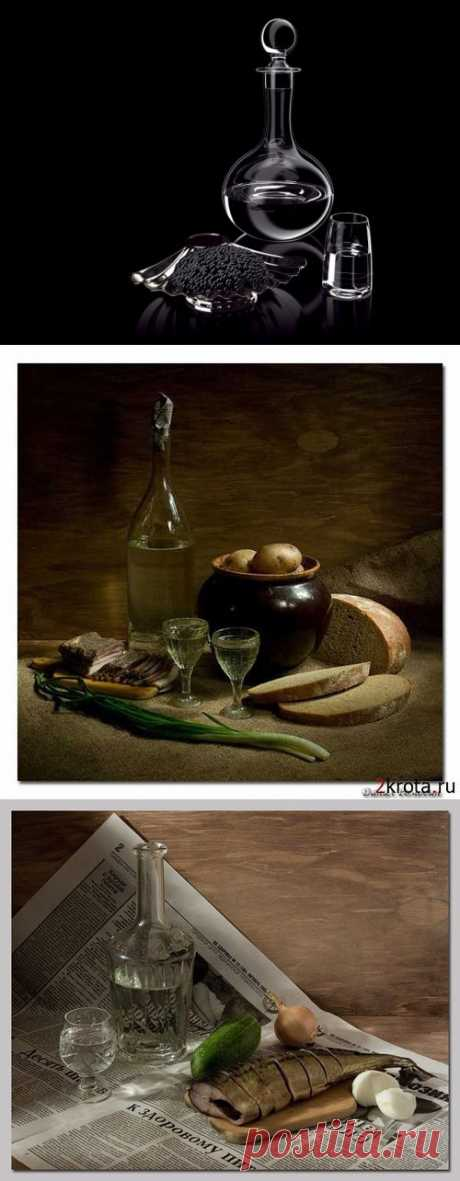 Очистка и ароматизация водки в домашних условиях: рецепты и советы   НАШ ГОРОДОК