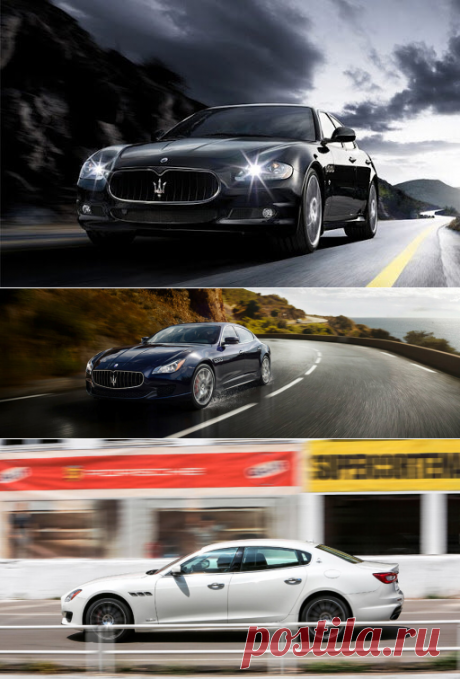 Обзор Maserati Quattroporte S | Ромка Чёрный | Яндекс Дзен