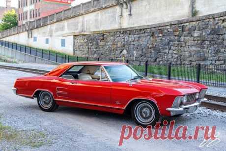1964 Buick Riviera / Только машины