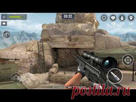 Снайпер арена задание подстрелить бонус стамина горный блокпост #мобильные игры - YouTube