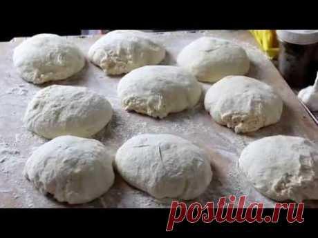 Осетинские ПИРОГИ от тети Нателы. Amazing Georgian Food: Ossetian Pierogi