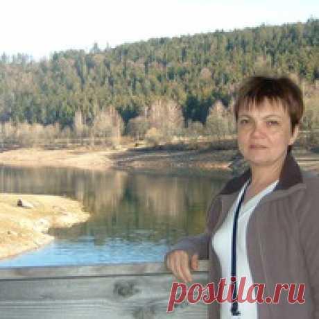 Людмила Лагунова