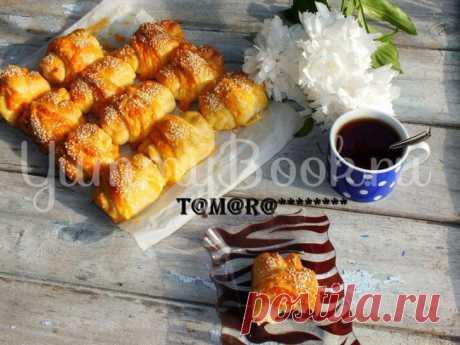 Сырные круассаны - пошаговый рецепт с фото
