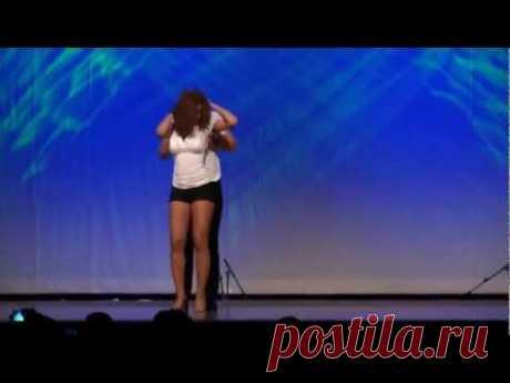 танец Бачата (bachata) - YouTube