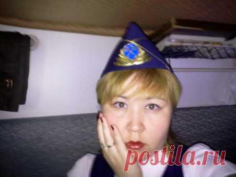 Ляйла Джалиманова