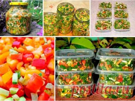 Для того, чтобы заморозить овощи на зиму понадобится: