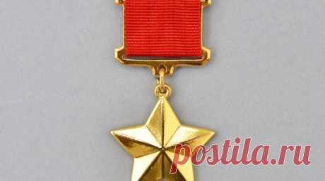 Национальности героев Великой Отечественной войны