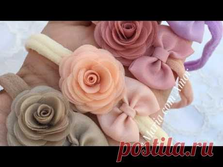 TIARA DELICADA / rosinha delicada - Dieisla Eslaine