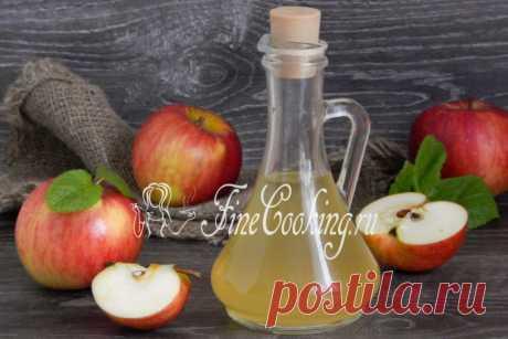 Яблочный уксус в домашних условиях - рецепт с фото