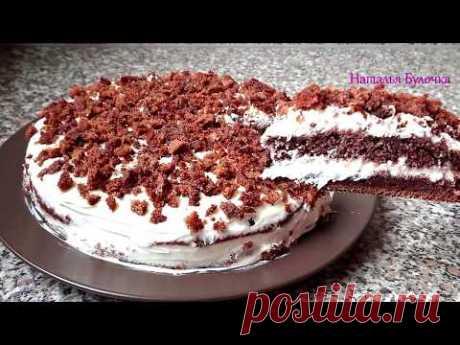 "Торт ""Три стакана"" - Лучший сайт кулинариии"