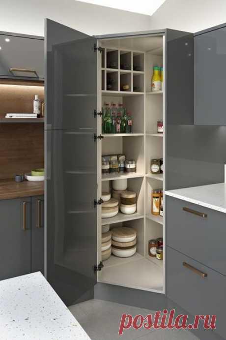 Интересная идея для кухни