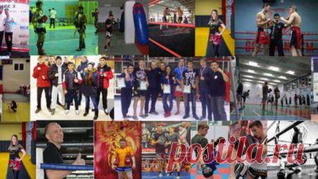 СК Гаруда, зал тайского бокса - Спортивный клуб тайского бокса Гаруда #муайтай (Красноярск)