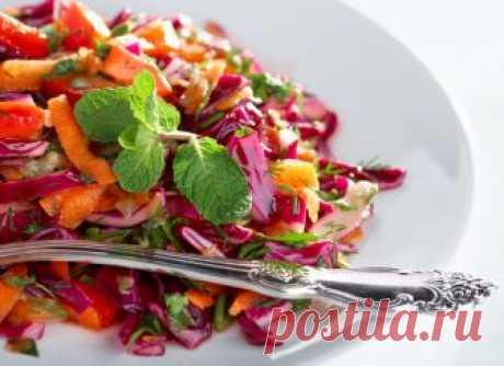 Овощные салаты: ТОП-5 рецептов витаминных блюд - tochka.net
