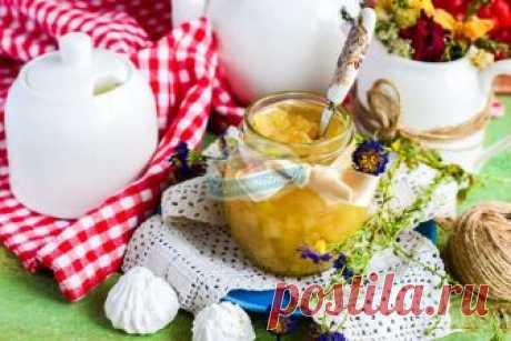 Жареное варенье из груш и лимона на сковороде: пошаговый рецепт с фото