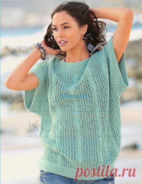 Вязание спицами для женщин с описанием и схемами - Страница 365 из 394