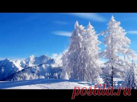 Снежный ноктюрн. – Ричард Клайдерман / Snow Nocturne. – Richard Clayderman