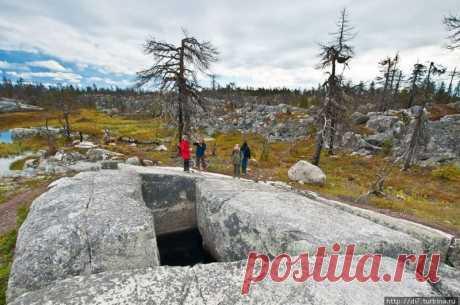 Гора Воттоваара - одно из самых загадочных мест России