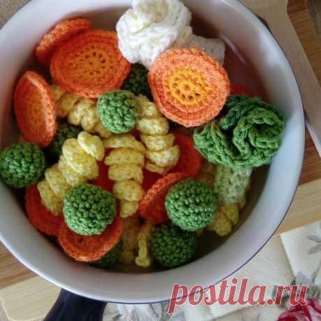 @bajkowe_domkowo в Instagram: «Warzywka 🌱zapiekane z makaronem 🍲, oj zrobiłam się już głodna😋, a do naszego obiadku jeszcze dziś daleko 😀😀#crochetfood #crochet…» 130 отметок «Нравится», 11 комментариев — @bajkowe_domkowo в Instagram: «Warzywka 🌱zapiekane z makaronem 🍲, oj zrobiłam się już głodna😋, a do naszego obiadku jeszcze dziś…»