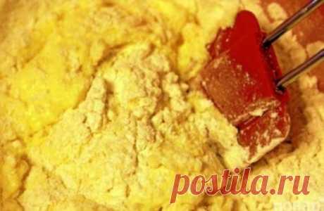 Рождественский пирог: рецепт с яблоками и творогом