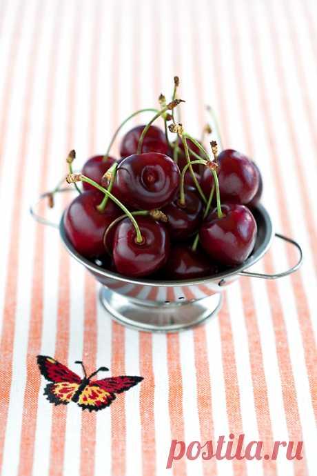 ВАРЕНЬЕ И БРАУНИ из вишни или черешни с шоколадом - Перлы от La Perla — ЖЖ