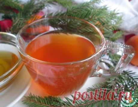 Мятно-мандариновый чай – кулинарный рецепт
