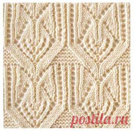 Japanese Lace Knitting Pattern - Knitting Kingdom Japanese Lace Knitting Pattern. More Great Patterns Like This