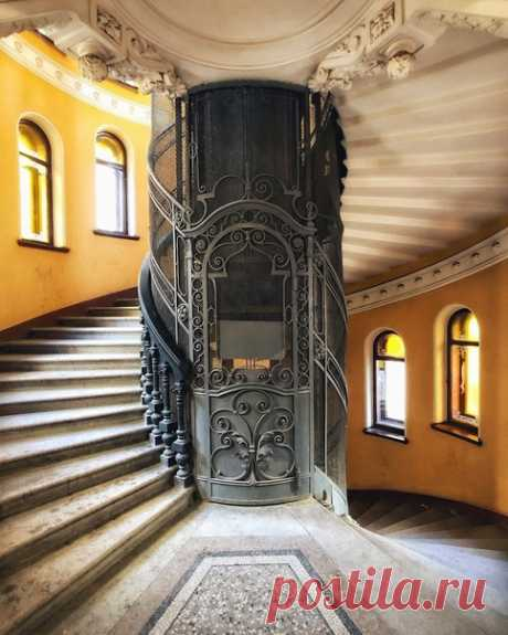 Петербург изнутри