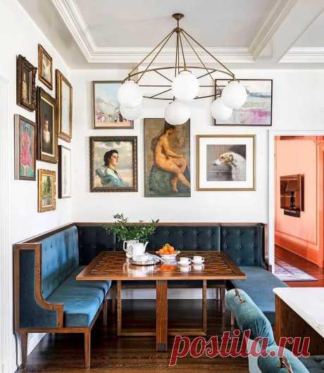 Стиль арт-деко в интерьере - примеры оформления и фото стиля Арт-деко