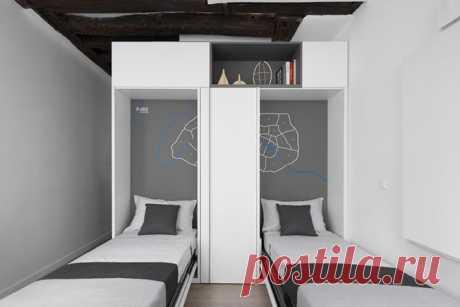 Маленькая квартира 16 кв. метров: фото интерьера • Интерьер+Дизайн