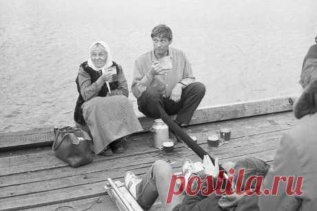 Редкие кадры со съемок советских фильмов - Путешествуем вместе