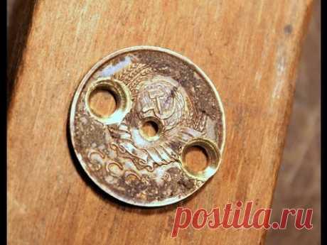Поделки из монет своими руками