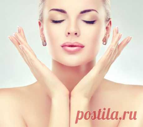 Подтяжка овала лица - маски, кремы и упражнения