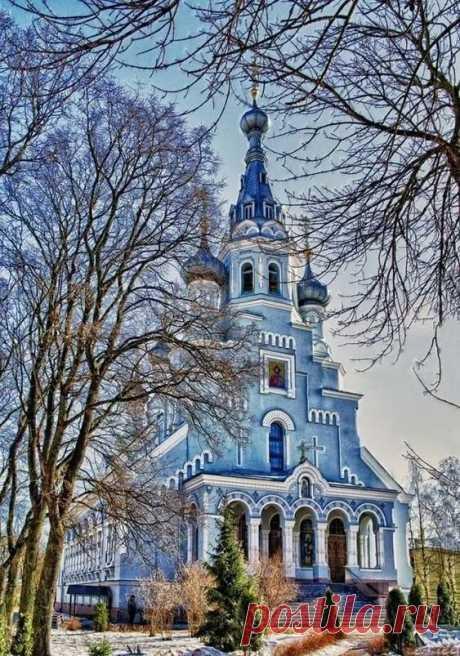 Владимирская Церковь в Кронштадте