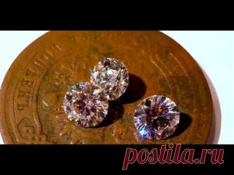 (Часть 2). Как выбрать бриллиант. Куда смотреть при покупке бриллианта.