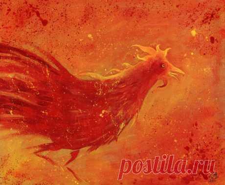 Финансовый прогноз для знаков зодиака в год красного огненного петуха. - МирТесен