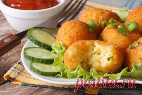 Картофельные Цыбрики – вкуснятина из белорусской кухни