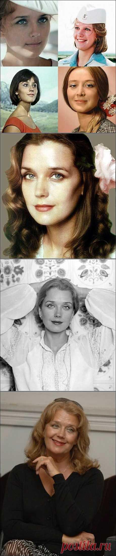 (+1) тема - Вчера и сегодня знаменитых актрис советского кино | ЖИЗНЬ ЗВЕЗД