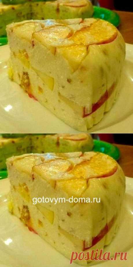 Торт «МОРОЗКО»! Не в ладах с духовкой? Нет времени и сил возиться с тестом? Попробуйте сделать такой торт. Обалденная штука!
