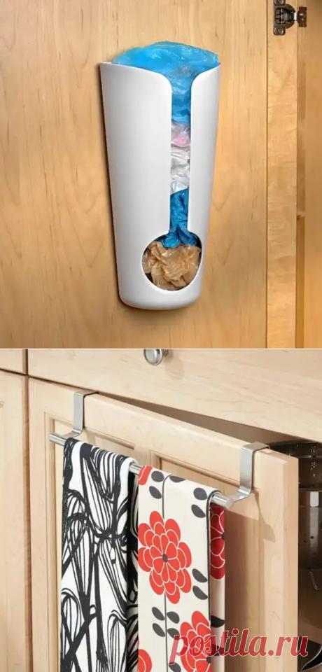 10 бесподобных идей, которые решат проблему хранения на маленькой кухне - Красотка - медиаплатформа МирТесен