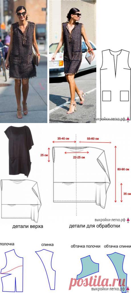 La lección por la modelación: Como coser el vestido al novato