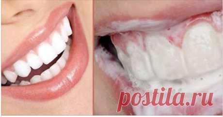 Как легко осветлить пожелтевшую эмаль и избавиться от зубных камней? | Golbis