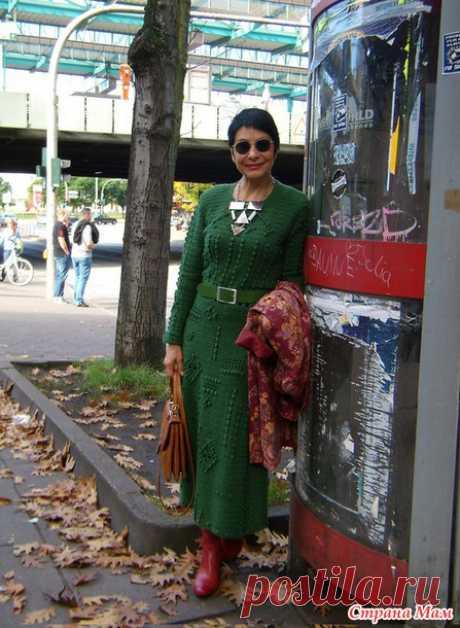 Подбор платьев и туник за 4 года вязания. -Часть 2 - Вязание - Страна Мам