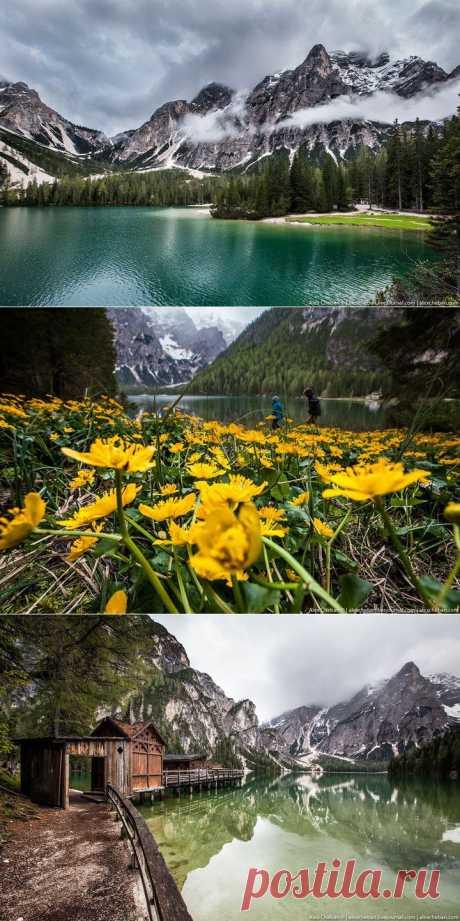 Уникальное место в Альпах... (24 фото) | PulsON — все самые интересные события в мире.