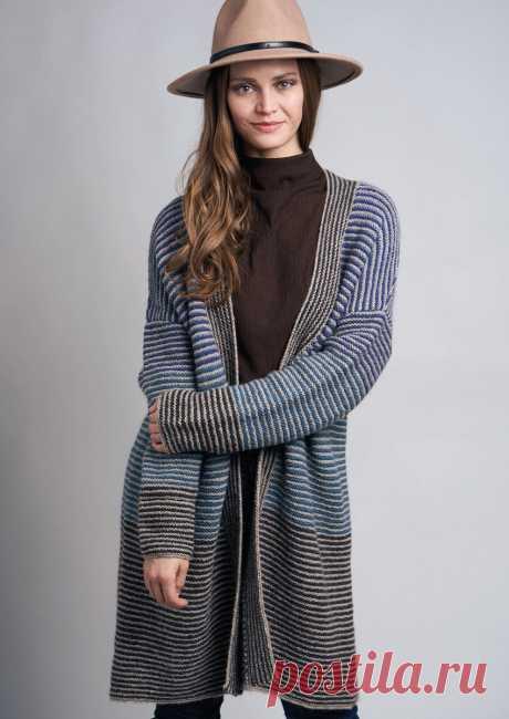 """Получила заказ на вязаный пуловер с """"драматическими плечами"""": браться ли за 70 т.р.?   Изба-вязальня   Яндекс Дзен"""