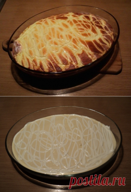 Cottage cheese casserole without flour. More tasty than ice cream!