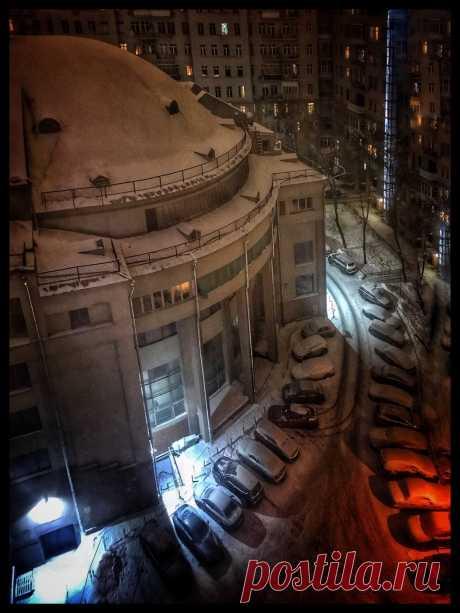 Фотография Тихая карточка из раздела город №6856692 - фото.сайт - Photosight.ru