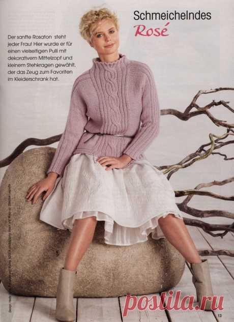 "Журнал ""Sandra Special"" SA022: Herbstmaschen 2018г"