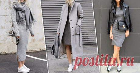 Невероятно стильно: 6 примеров модных сочетаний обуви и одежды
